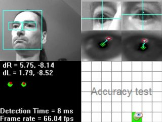 Low-cost Eyetracking